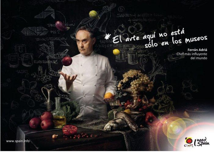 Ferran Adria Cocina Molecular   Que Es La Cocina Molecular 3 Copas