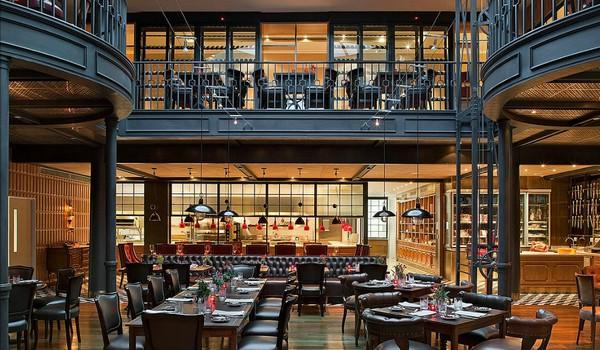Equilibrio entre ambientacion y propuesta gastronomica 3 - Hoteles con cocina en madrid ...